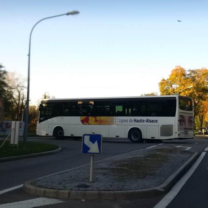 Formation transport voyageur alsace